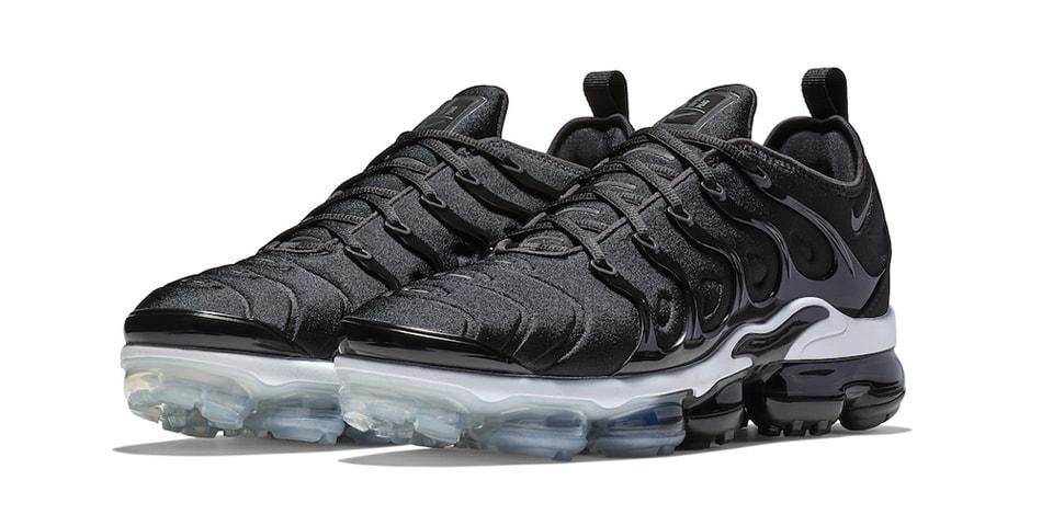 "5584a37b3e4 Nike Unveils the VaporMax Plus In ""Black"""