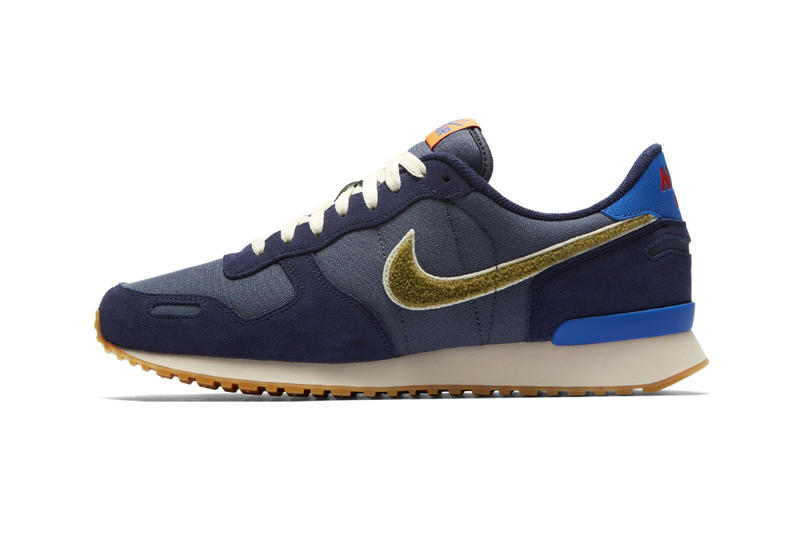 """Nike Air Vortex Chenille Swoosh """"University Red"""" blackened blue special edition sneakers 2018"""
