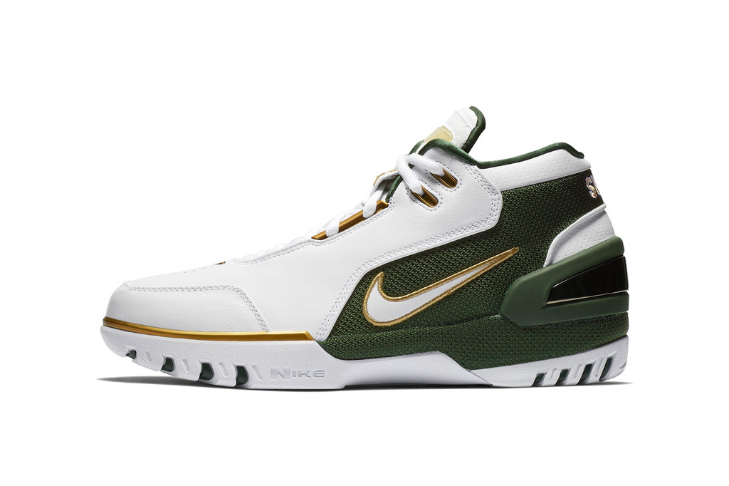 best service 597ab 38a7a An Official Look at Nike s Air Zoom Generation