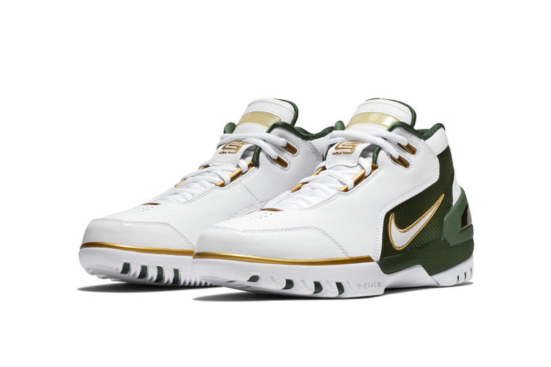 Nike Air Zoom Generation SVSM PE Official Images release date may 2018 nike basketball lebron james footwear