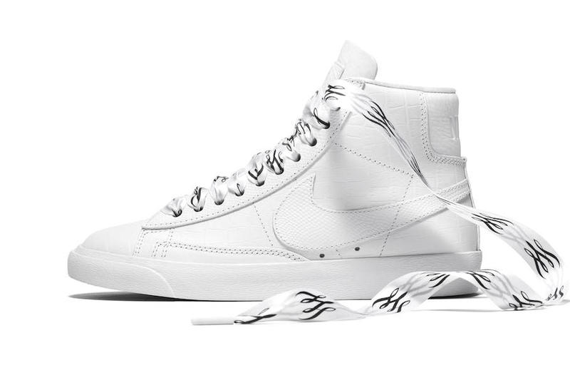 super popular 6178c 50f90 Nike Reveals New Blazer Mid for Serena Williams | HYPEBEAST