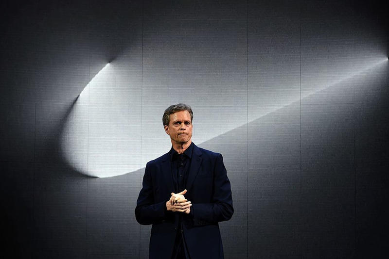 Mark Parker Apologizes for Toxic Corporate Culture nike ceo swoosh