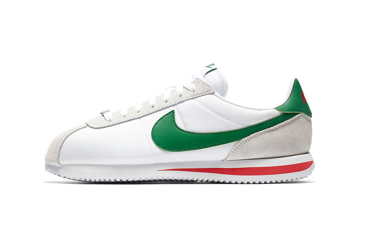 0eb58ce2 Nike's Cortez Dons the Mexican Flag's Colors Ahead of Cinco de Mayo