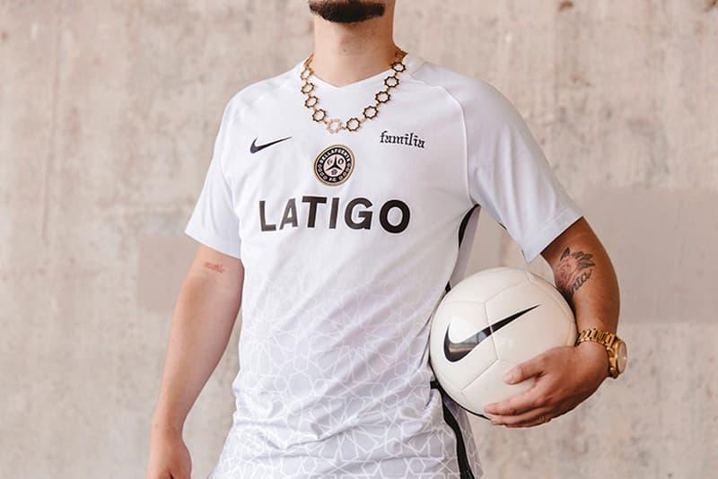 Nike LA TI GO Dellafuente FC Jersey