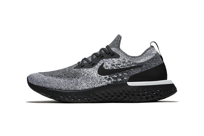 competitive price 18312 8de6f Nike Epic React Flyknit Cookies and Cream 2018 footwear nike running