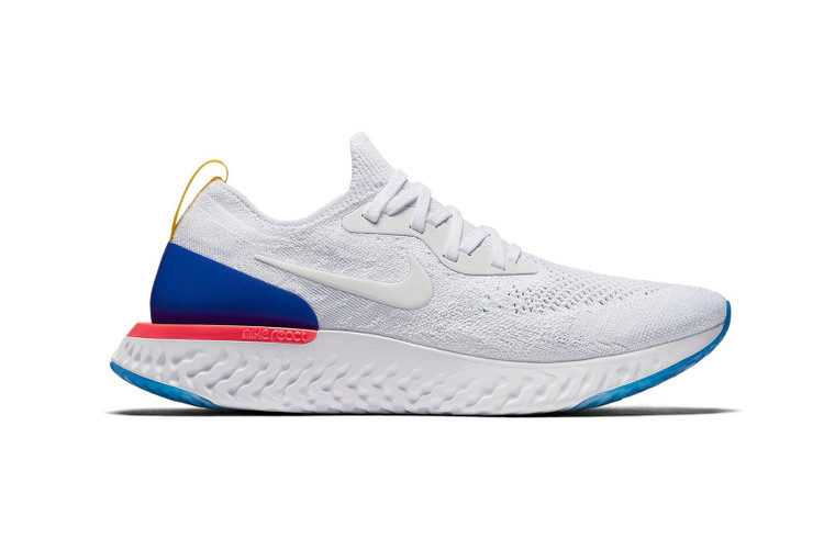 best service 3a130 b78c2 Nikes Epic React Flyknit Joins the NIKEiD Family