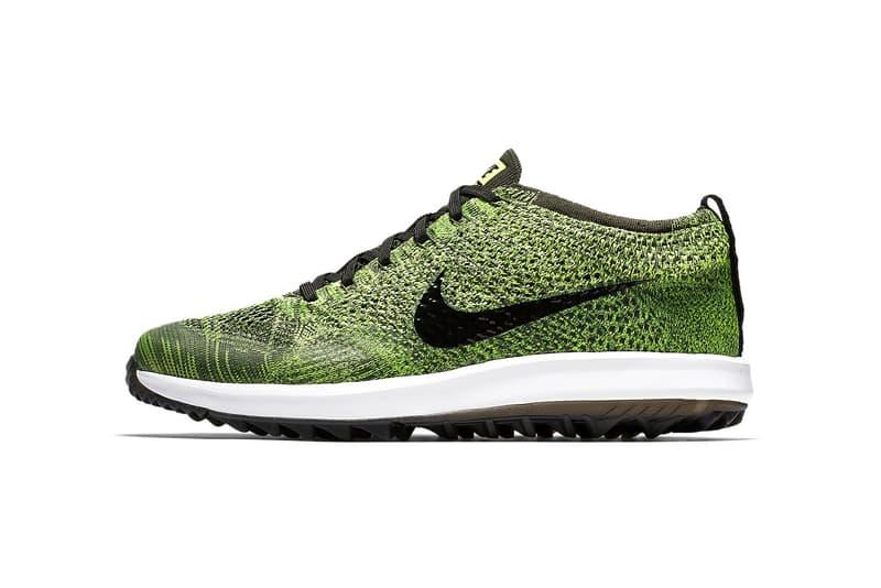 Nike Flyknit Racer Golf Shoe may 2018 release date info