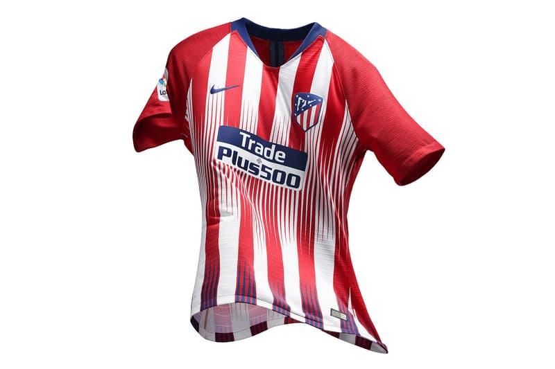 cf647c8a128 Atlético de Madrid 2018-19 Home Kit Nike Football Release Date Information  Details Cop Purchase