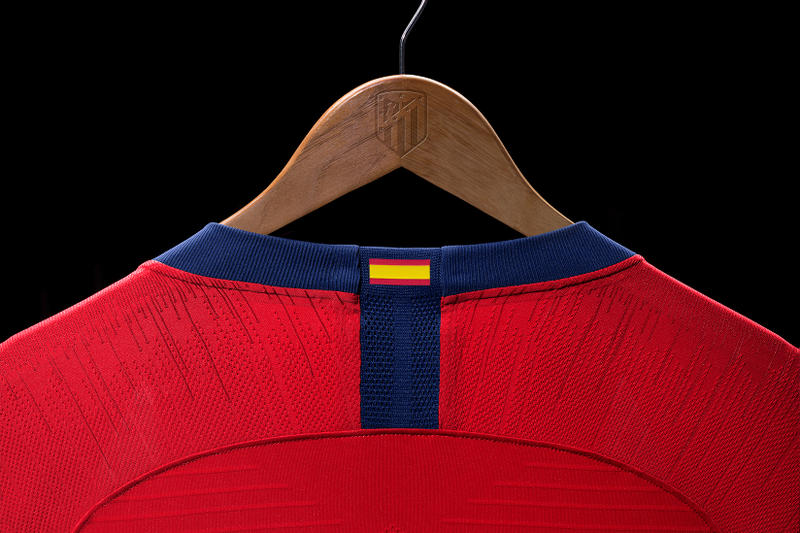Atlético de Madrid 2018-19 Home Kit Nike Football Release Date Information Details Cop Purchase Buy Now