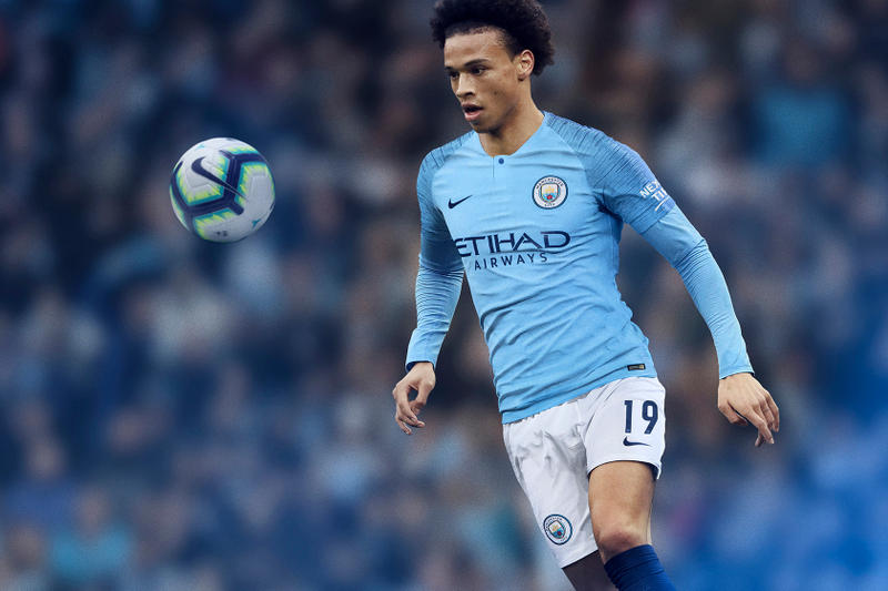 838c9021327 Nike Football Manchester City 2019 Home Kits | HYPEBEAST