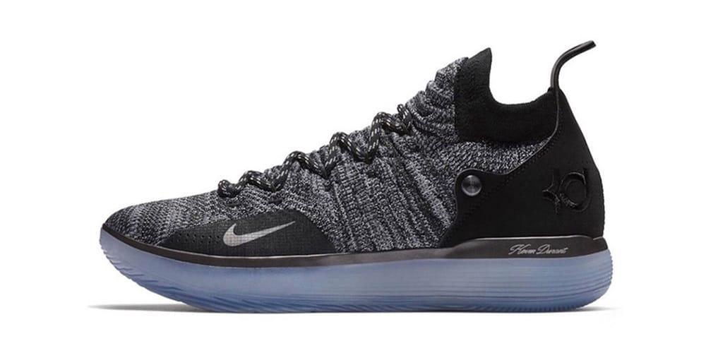 Nike KD 11 Black/Grey Release Info