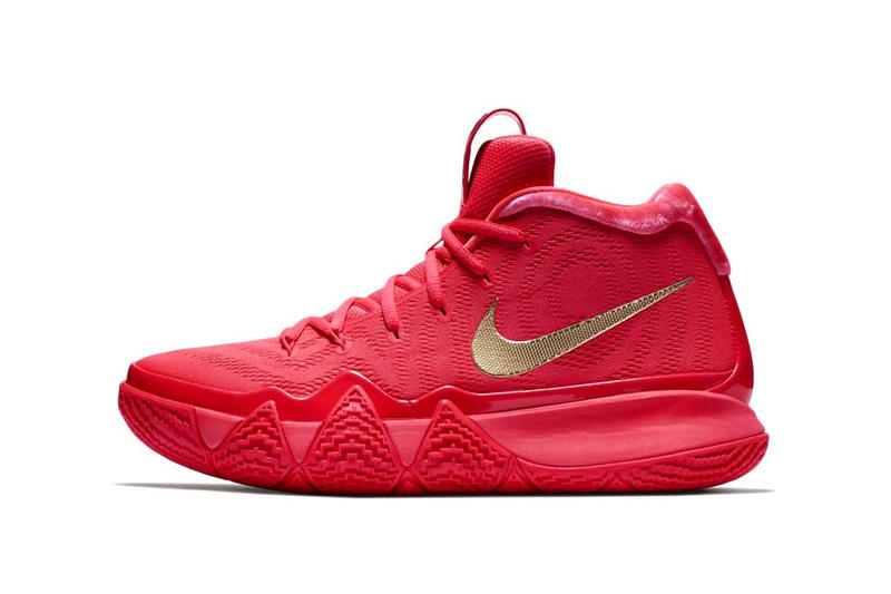 Nike Kyrie 4 Red Carpet FB Messenger kyrie irving nike basketball 2018 may