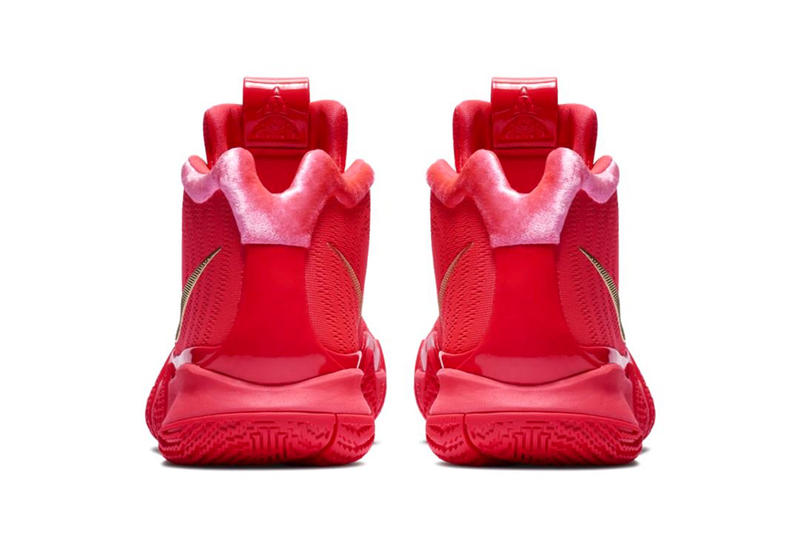 Nike Kyrie 4 Red Carpet FB Messenger kyrie irving nike basketball 2018 may
