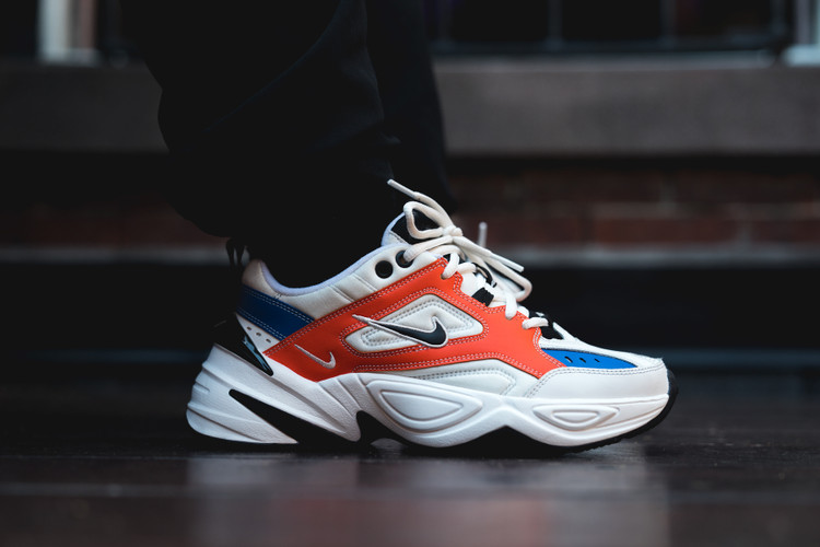 online retailer fa3a9 7bc9b Here s a Closer Look at Nike s M2K Tekno Upcoming Colorway