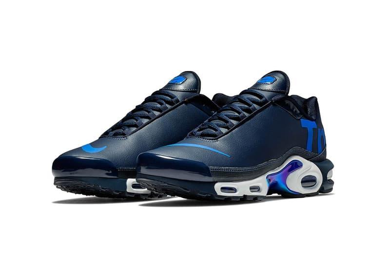 Nike Mercurial Tn Navy Royal footwear 2018 nike sportswear release date info drop