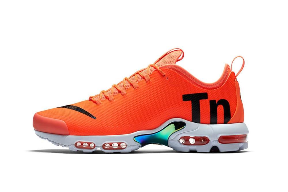 Nike Mercurial Tn Orange Release Date