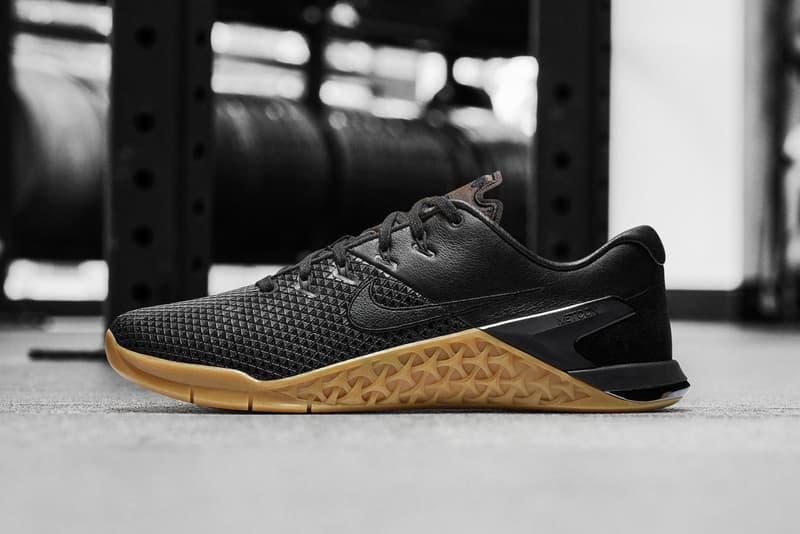 Nike Metcon 4 Mat Fraser Black Gum release info drop date sneaker footwear athlete player exclusive weightlifting motorcycles June 8