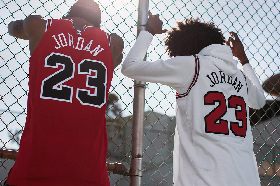 3b4d99ee3ca Nike Revamps MJs Bulls Jersey for The Last Dance