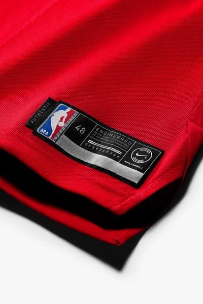 Nike Revamps MJs Bulls Jersey The Last Dance fashion sports 2018 2019 Michael Jordan NikeConnect