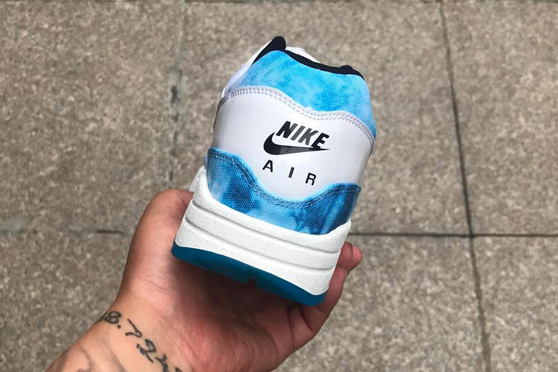 "Nike N7 Air Max 1 ""Acid Wash"" First Look sneaker colorway release date purchase price"