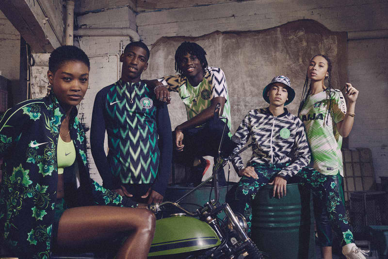 Nike Nigeria World Cup Jersey Pre-Order World Record 3 Million
