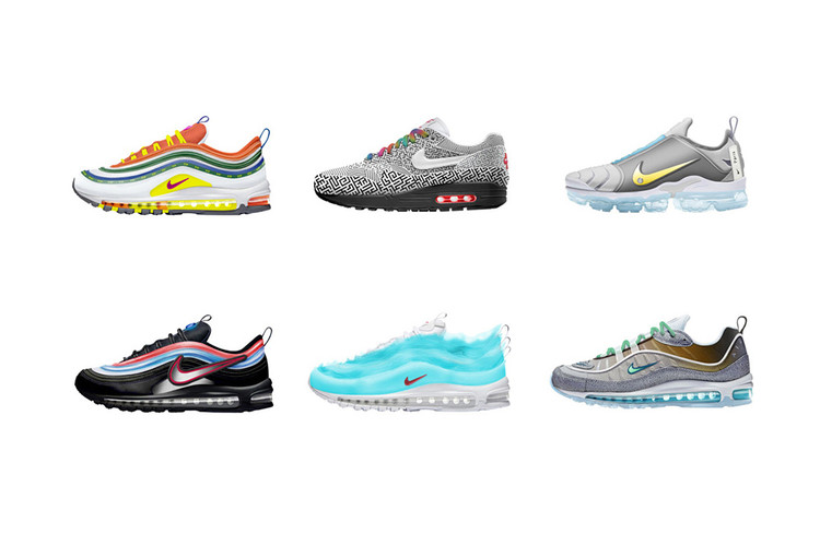 dea63540743c The Nike  ON AIR 2018 Winners Have Been Announced