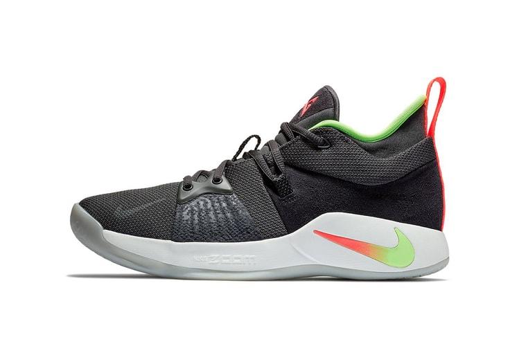 separation shoes e77af 02a60 Nike PG2 Gets a Dose of