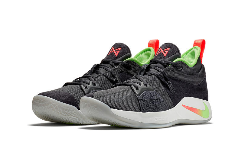 Nike PG2 Hot Punch Release Date nike basketball paul george