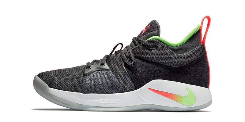 Nike PG2 Hot Punch Release Date nike basketball paul george