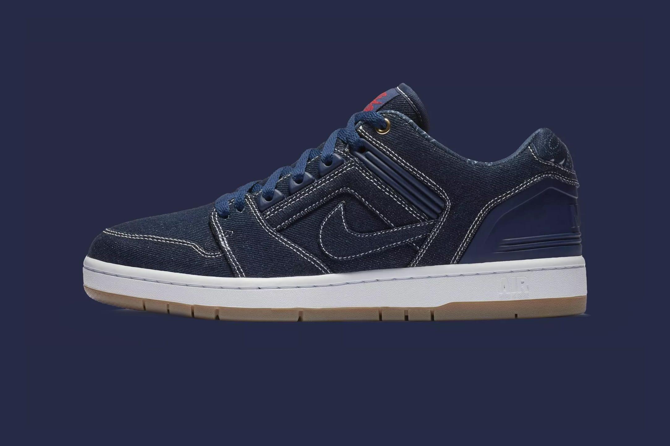 online retailer 06d8a d5755 nike sb eric koston 2 azul blue shoes