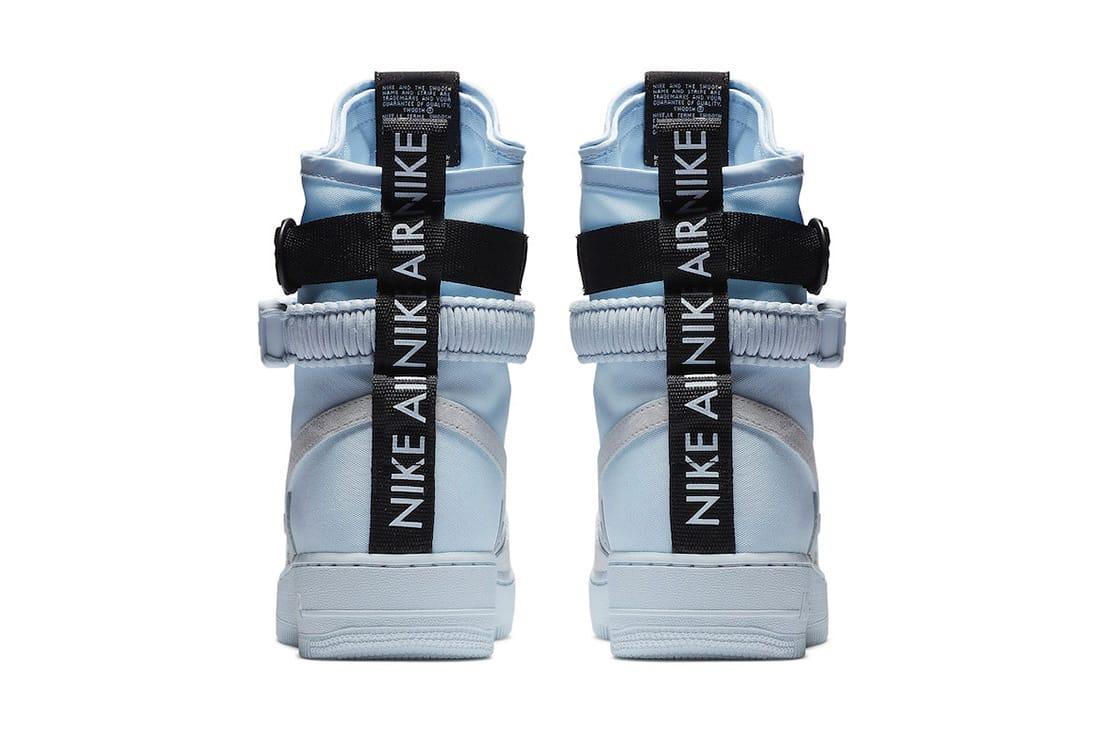 Nike SF-AF1 Blue Tint Grey Black