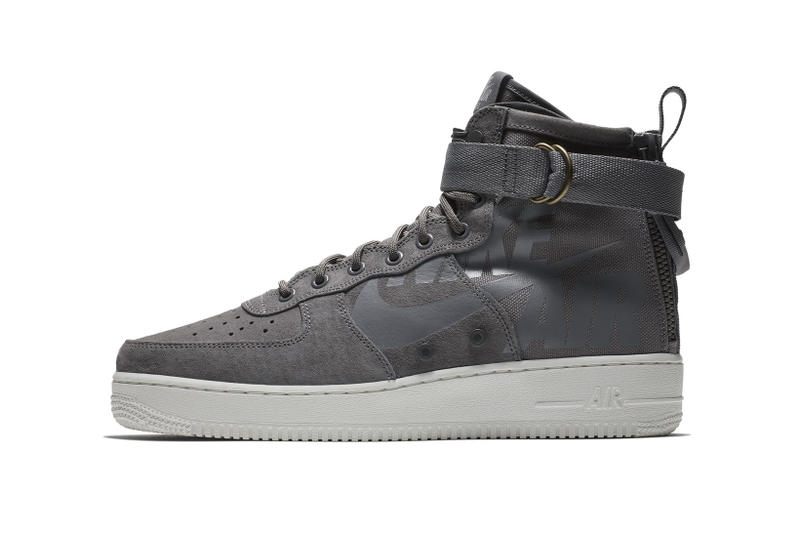 the best attitude ba571 07d80 Nike SF-AF1 Mid