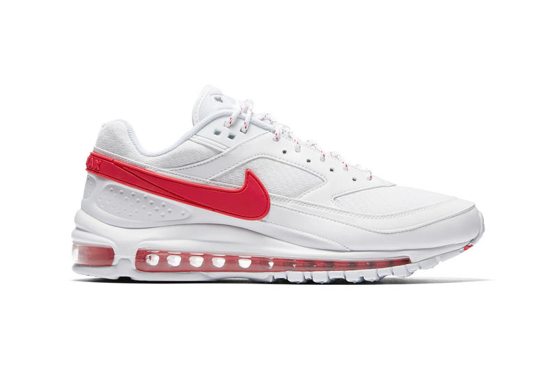 sale retailer 3fd5a b4c08 Skepta x Nike Air Max 97 Classic BW Collaboration Closer Look Official Look  END. Hybrid