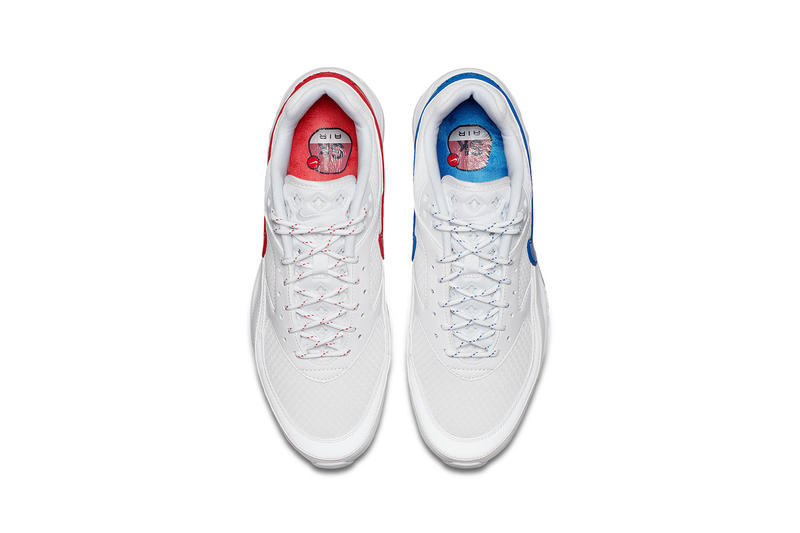 Skepta x Nike Air Max 97 Classic BW Collaboration Closer Look Official Look END. Hybrid Red Blue White Release Information Price Register Raffle Details