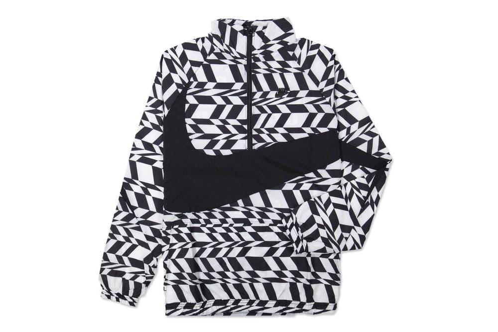 Nike Sportswear Swoosh Woven Camo Pack NSW Track Pants Shorts Jackets Green Beige White Black Patterns Designs