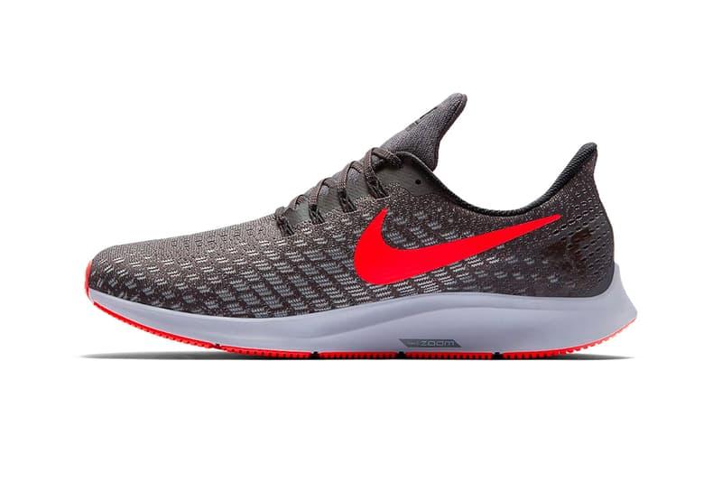 Nike Zoom Pegasus 35 Thunder Grey