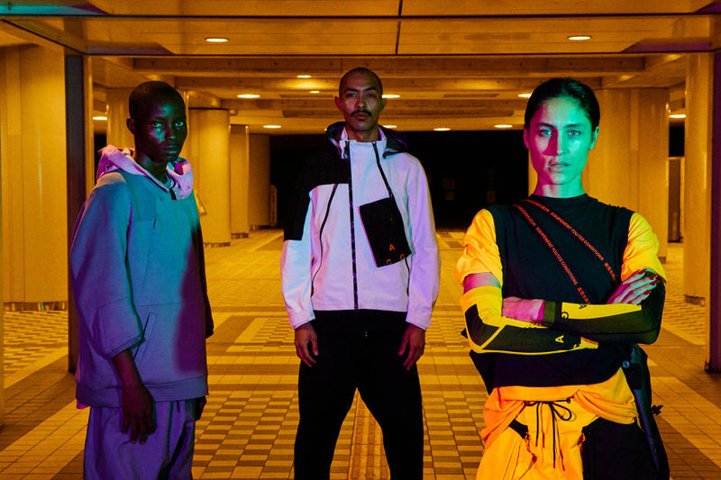 nikelab acg spring summer 2018 collection outerwear clothing fashion apparel jackets pants