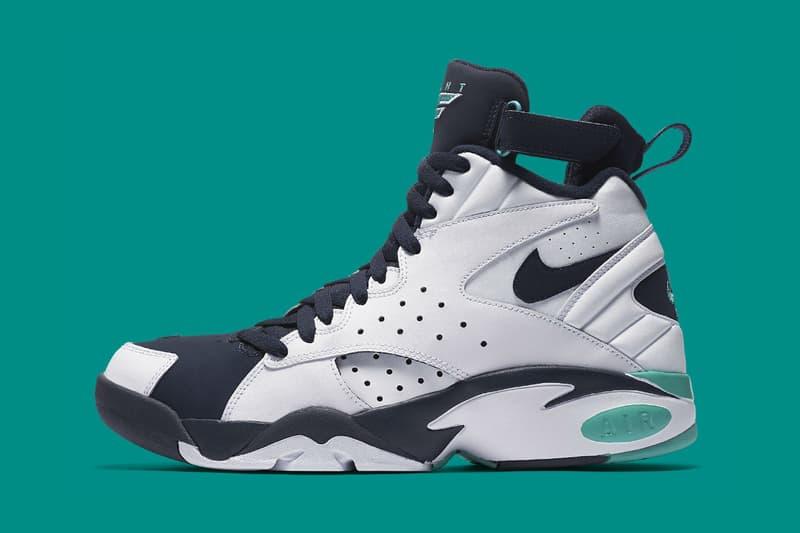 new products 42a3d dbf46 Nike Air Maestro 2 LTD Hyper Jade Release Date 2018 may nike sportswear nike  basketball scottie