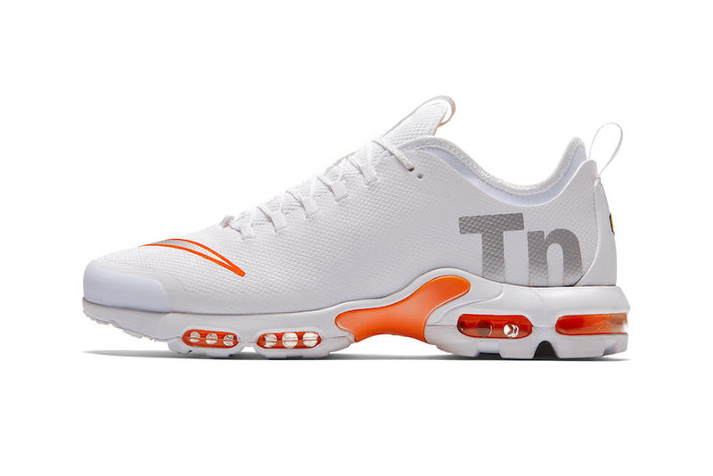 dc4e3e71c1ad8f Nike Air Max Plus Tn SE White Orange release date price purchase first look  2018 sneaker