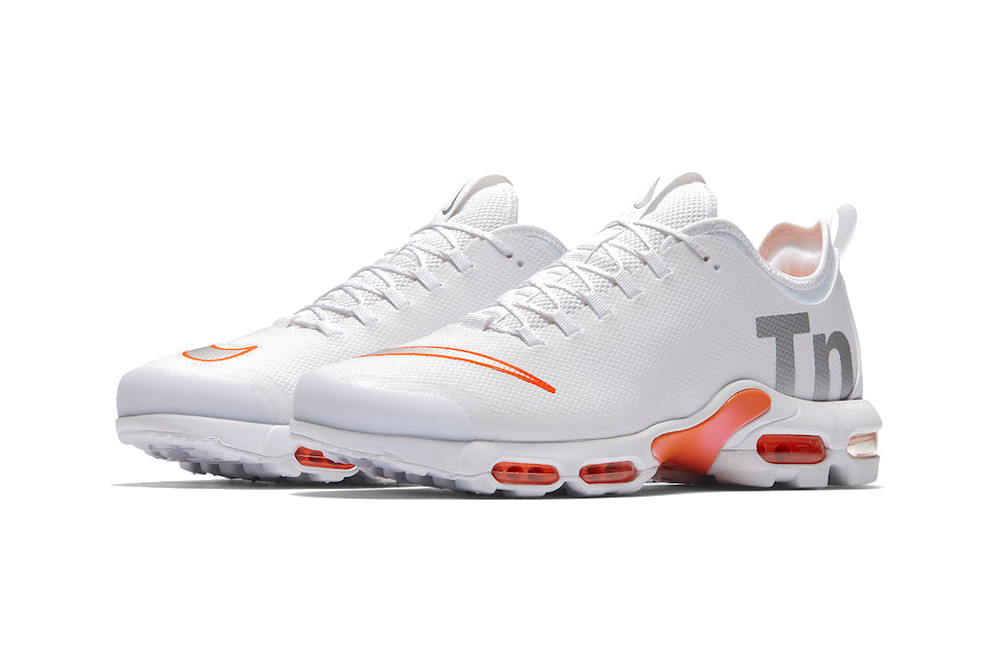 Nike Air Max Plus Tn Se White Orange Hypebeast