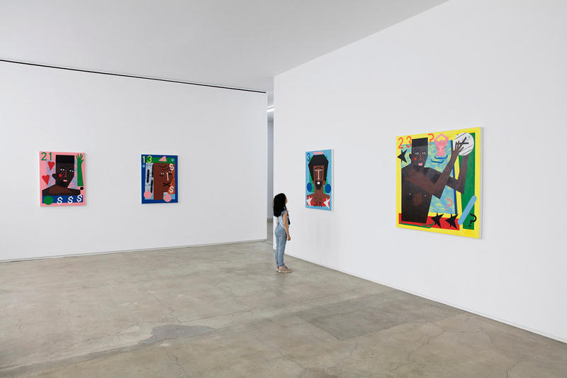 nina chanel abney jack shainman gallery the school in kinderhook exhibitions