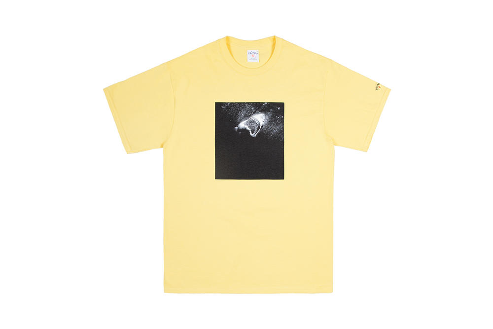Noah x Michael Muller Collection Available Purchase Buy Dover Street Market London Instore Online Photo Exhibition May 17 Photo Book Limited Edition Tees T-Shirts Shark