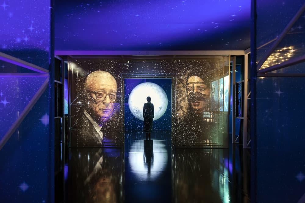 none collective meraviglia installation cannes film festival hotel majestic art artwork