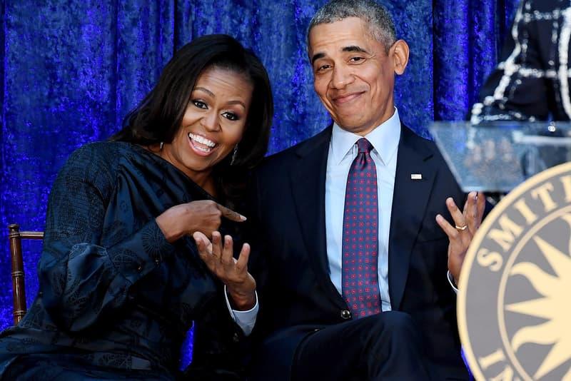 Barack Obama Michelle Produce Shows Films Netflix