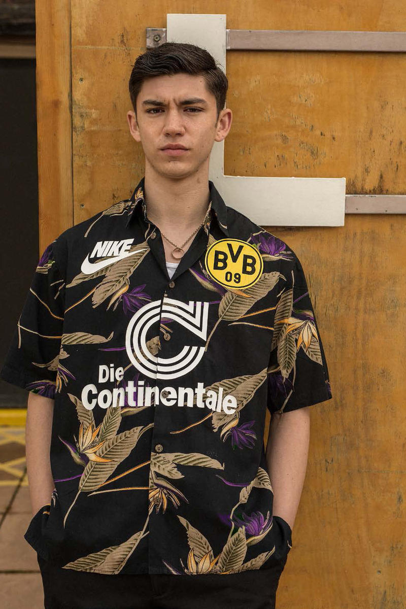 OWN Vintage Football Kit Hawaiian Shirt Hybrid Clothing Tops For Sale Arsenal Liverpool Chelsea Borussia Dortmund Juventus Post Season Manchester United