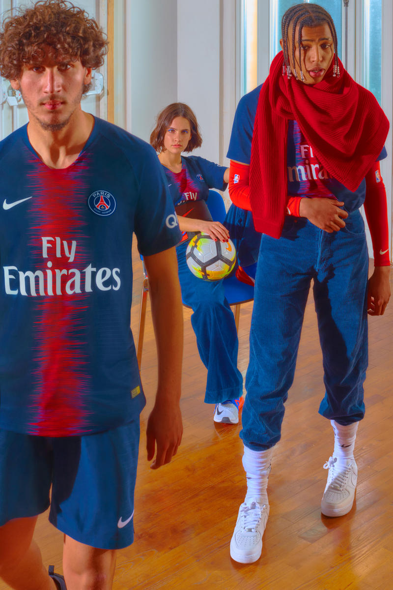 Paris Saint-Germain 2018/19 Home Kit | HYPEBEAST