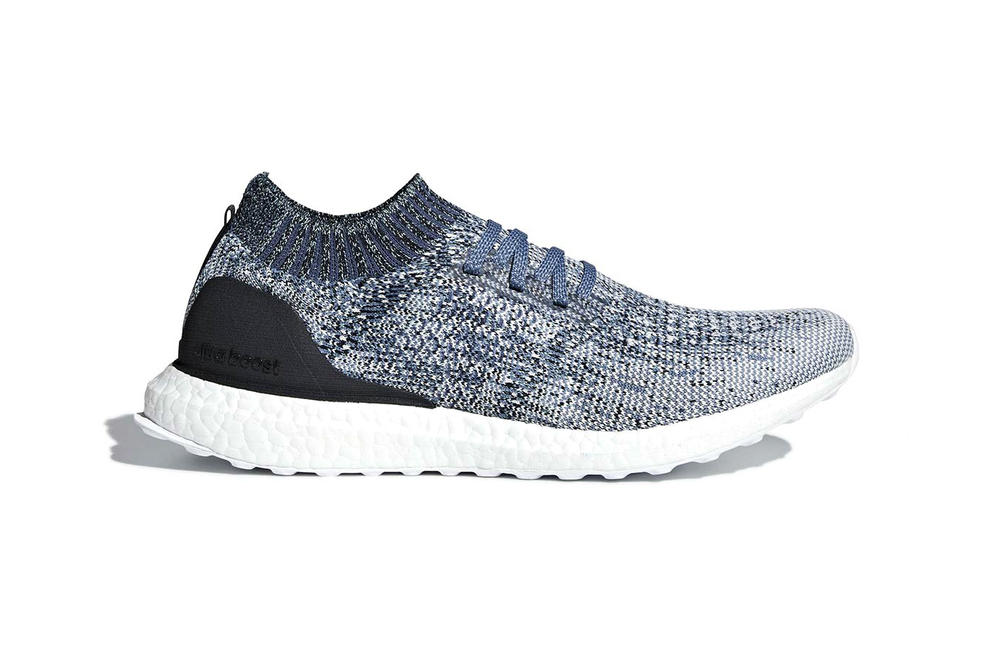 Parley adidas UltraBOOST Uncaged ultra boost june 2018 release date info drop sneakers shoes footwear for the oceans plastic