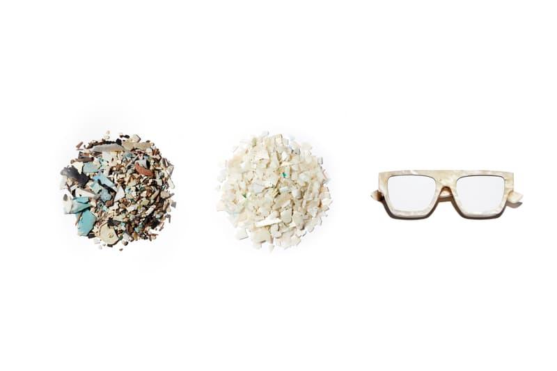 Parley Sunglasses Plastic Waste
