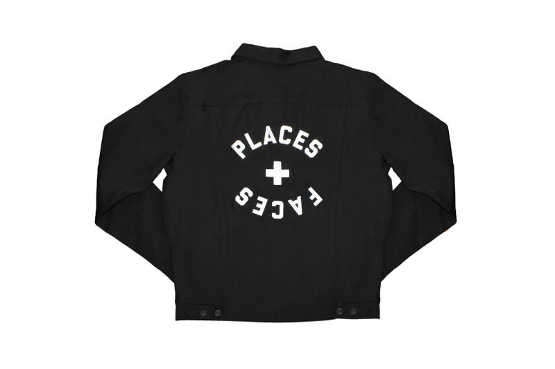 places and faces spring summer 2018 collection drop release bag backpack shoulder waist sweater jacket tee shirt long sleeve june 1 drop release date info