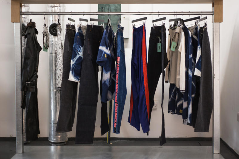 Aries London Sofia Prantera Fergus Purcell Slam Jam Martine Rose Vans Ashley Williams Thames ASSID Brain Dead Exclusive Releases Collaborations New Balances Planet Store First Look Inside Closer Covent Garden